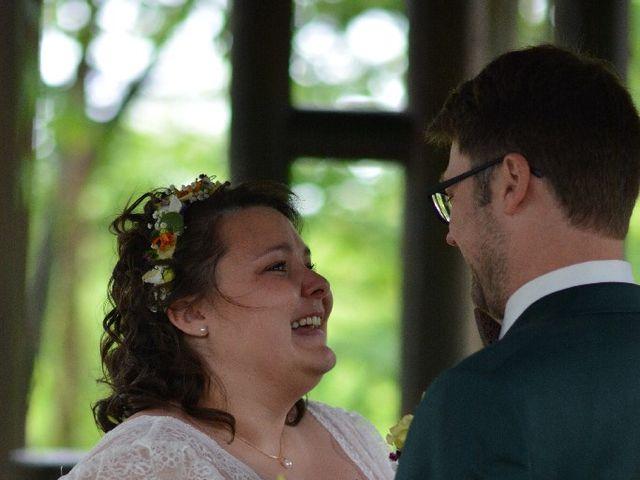 Le mariage de Florian et Perrine à Soufflenheim, Bas Rhin 7