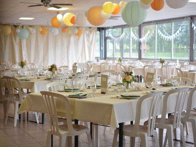 Le mariage de Florian et Perrine à Soufflenheim, Bas Rhin 13