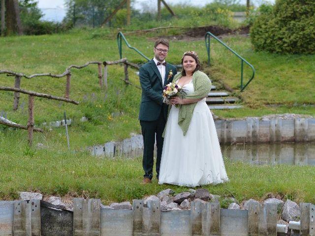 Le mariage de Florian et Perrine à Soufflenheim, Bas Rhin 19