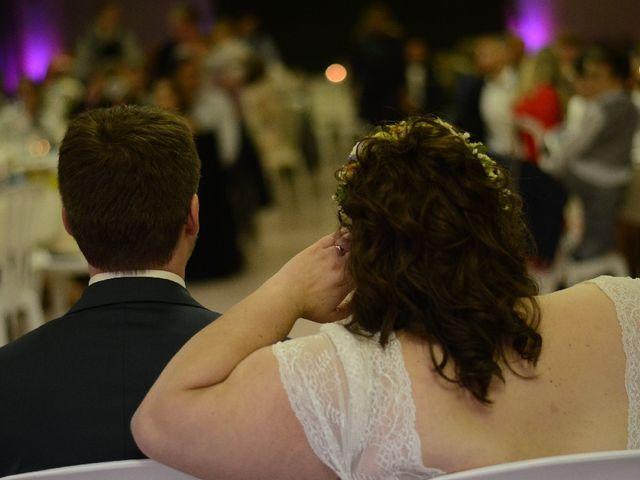 Le mariage de Florian et Perrine à Soufflenheim, Bas Rhin 23