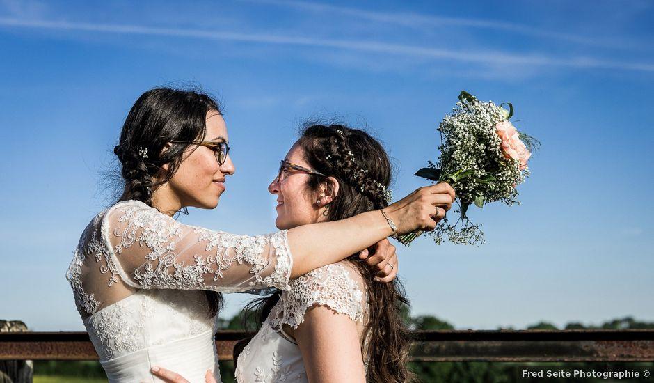 Le mariage de Jessica et Emily à Rouen, Seine-Maritime