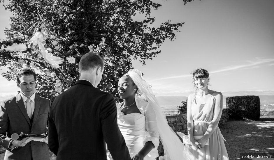 Le mariage de Amar et Corinne à Cruseilles, Haute-Savoie