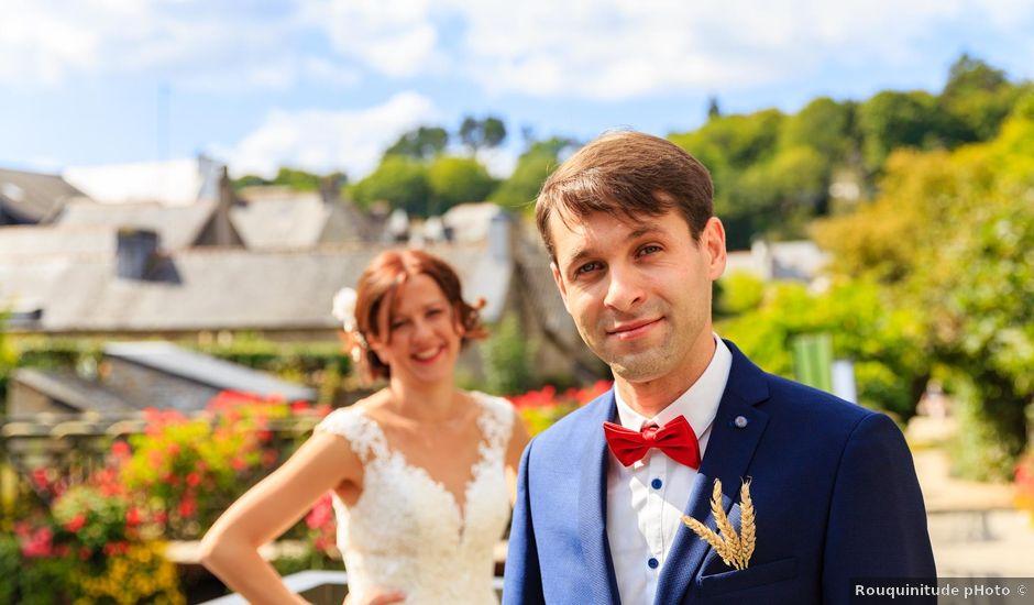 Le mariage de Patrice et Maëlenn à Pont-Aven, Finistère