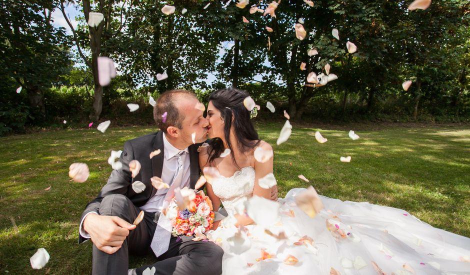 Le mariage de Gwenneg Kerdivel et Elnaz Saberi Ansari à Gouesnou, Finistère