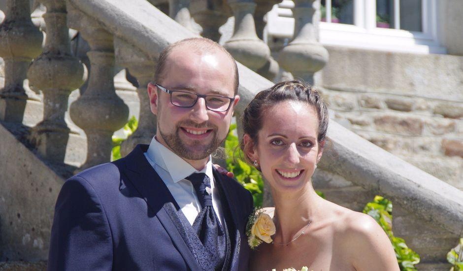Le mariage de Romain et Emilie à Percy, Manche
