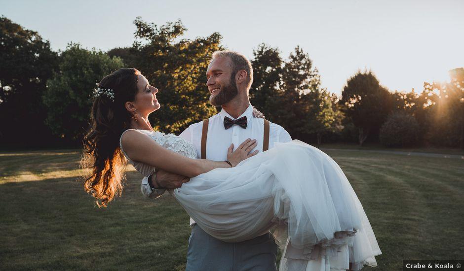 Le mariage de Brett et Amaury à Guérande, Loire Atlantique