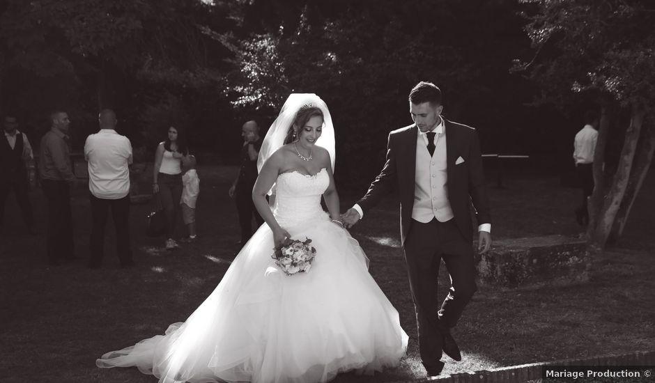Le mariage de Patrick et Carole à Fourges, Eure