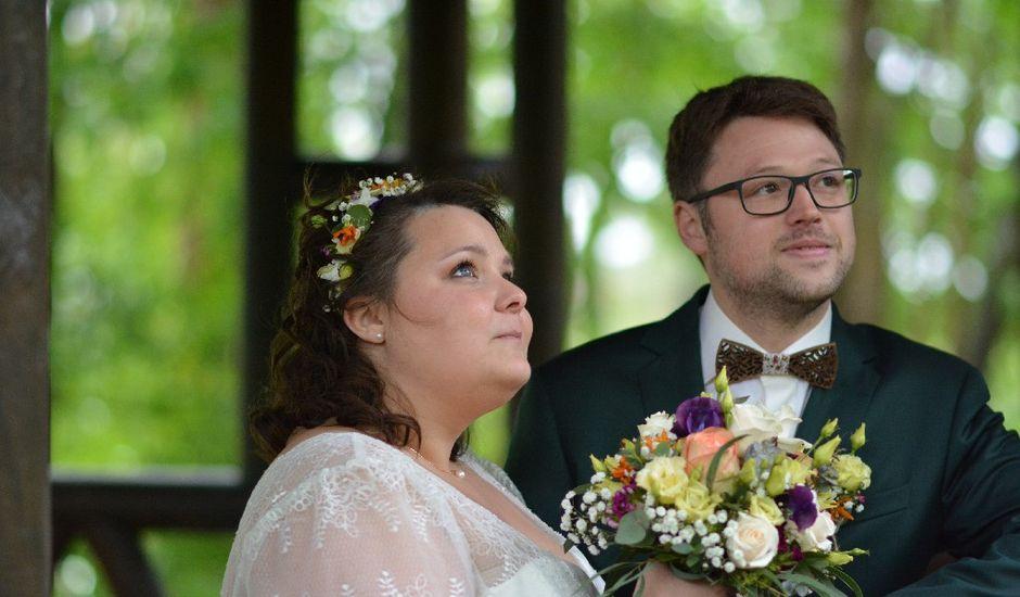 Le mariage de Florian et Perrine à Soufflenheim, Bas Rhin