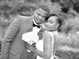 Le mariage de Odrine et Ronsard