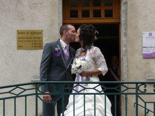 Le mariage de Aurore et Jean Alain 1