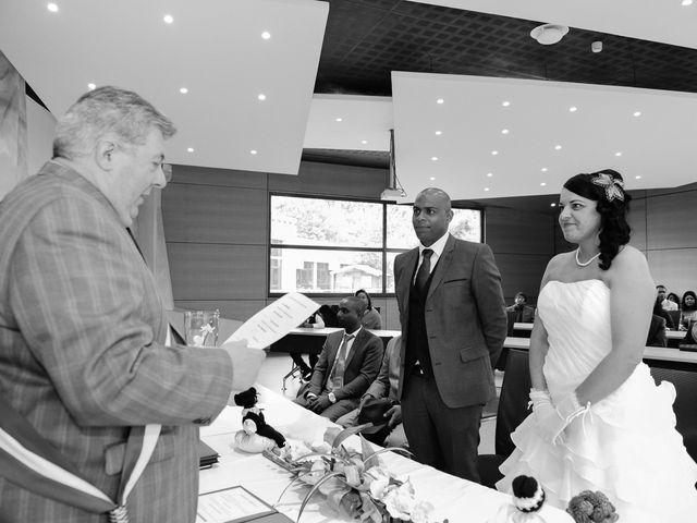 Le mariage de Sofia et Travis à Ostwald, Bas Rhin 1