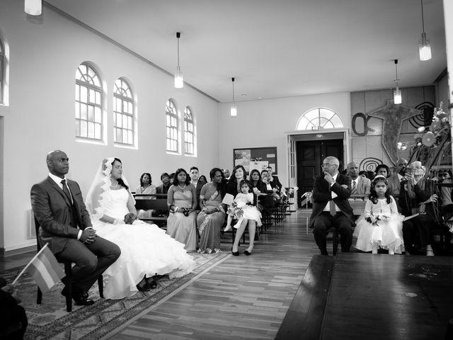 Le mariage de Sofia et Travis à Ostwald, Bas Rhin 4