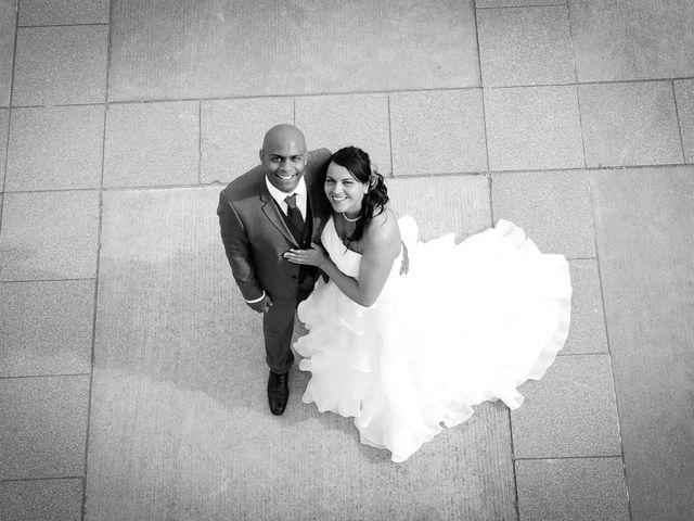 Le mariage de Sofia et Travis à Ostwald, Bas Rhin 11