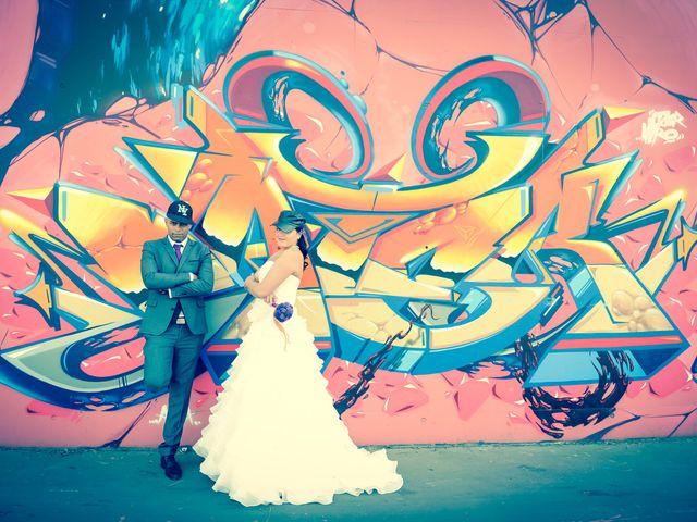 Le mariage de Sofia et Travis à Ostwald, Bas Rhin 13