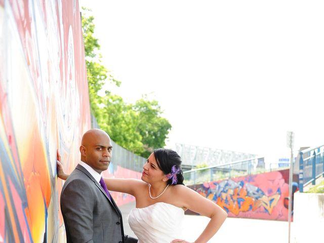 Le mariage de Sofia et Travis à Ostwald, Bas Rhin 14