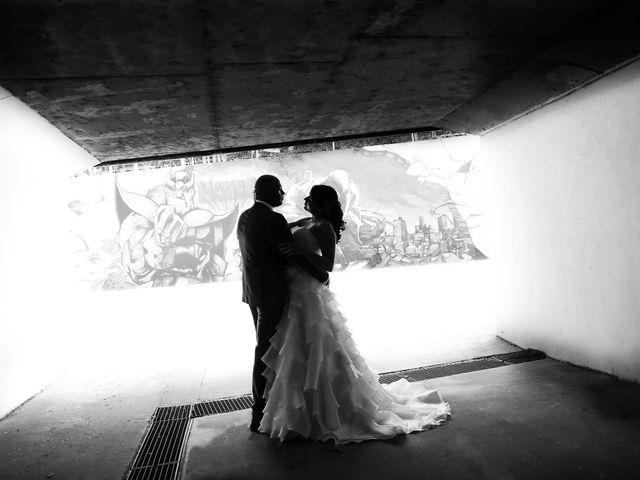 Le mariage de Sofia et Travis à Ostwald, Bas Rhin 15