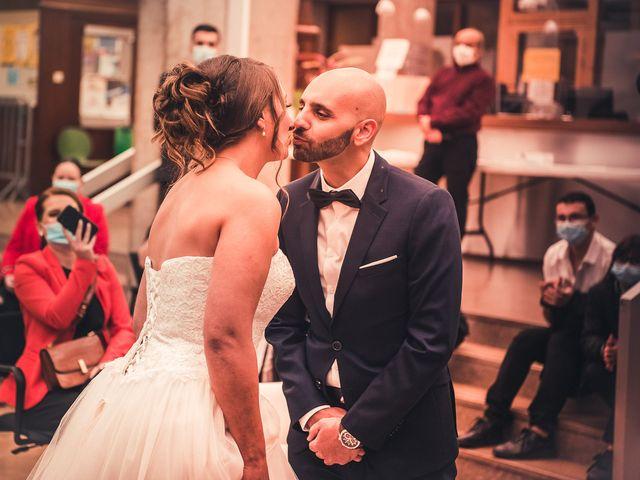 Le mariage de Joris et Gwendoline à Fontaine, Isère 15
