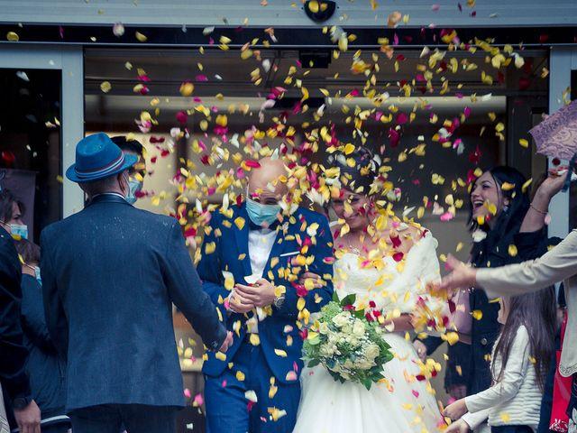 Le mariage de Joris et Gwendoline à Fontaine, Isère 16