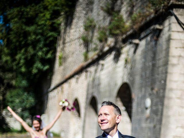 Le mariage de Aymeric et Lou à Bouère, Mayenne 3