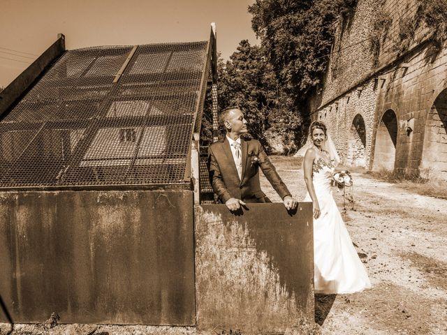 Le mariage de Aymeric et Lou à Bouère, Mayenne 1
