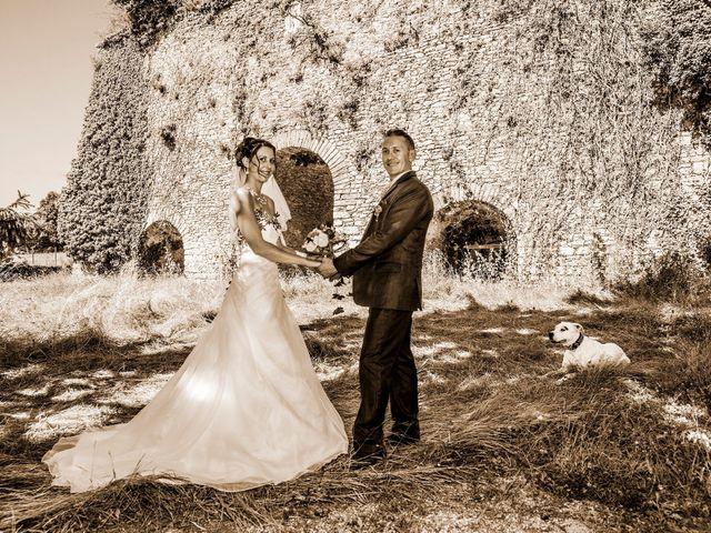 Le mariage de Aymeric et Lou à Bouère, Mayenne 28
