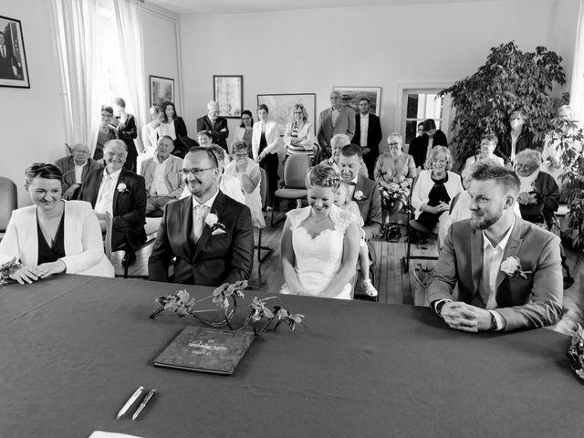 Le mariage de Anthony et Blandine à Catenay, Seine-Maritime 19