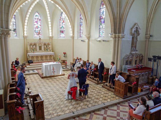Le mariage de Anthony et Blandine à Catenay, Seine-Maritime 23