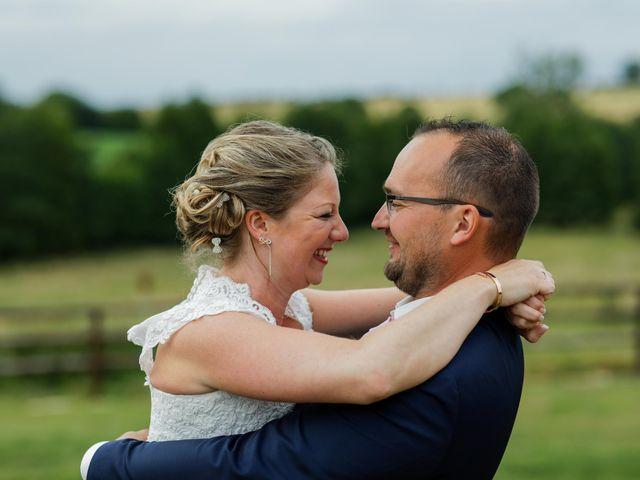 Le mariage de Anthony et Blandine à Catenay, Seine-Maritime 42