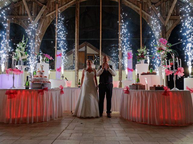 Le mariage de Anthony et Blandine à Catenay, Seine-Maritime 44