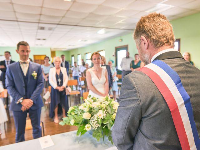 Le mariage de Cédric et Jessica à Gesnes-le-Gandelin, Sarthe 18