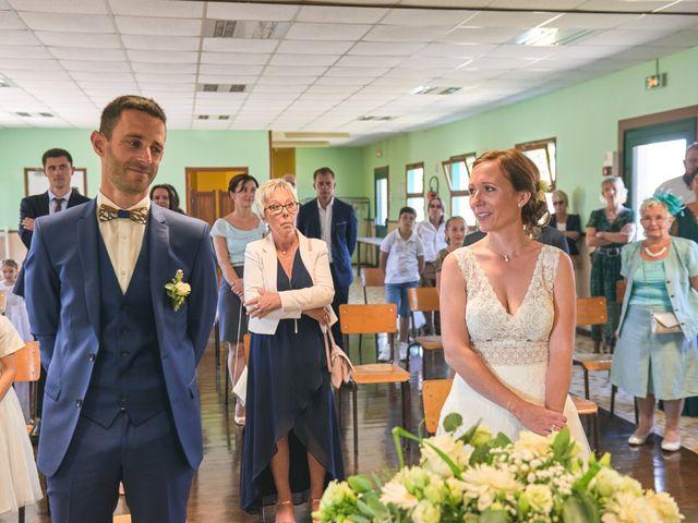 Le mariage de Cédric et Jessica à Gesnes-le-Gandelin, Sarthe 19