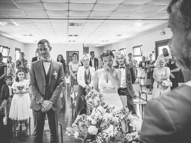 Le mariage de Cédric et Jessica à Gesnes-le-Gandelin, Sarthe 20