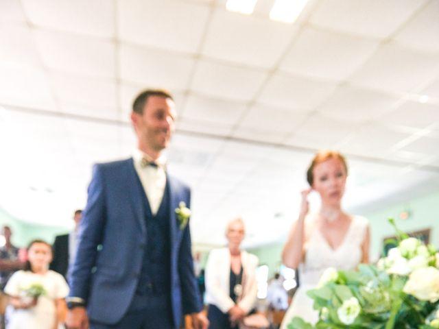Le mariage de Cédric et Jessica à Gesnes-le-Gandelin, Sarthe 21
