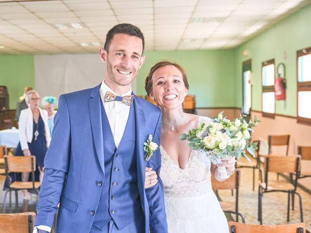 Le mariage de Cédric et Jessica à Gesnes-le-Gandelin, Sarthe 22