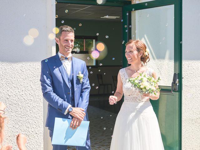 Le mariage de Cédric et Jessica à Gesnes-le-Gandelin, Sarthe 23