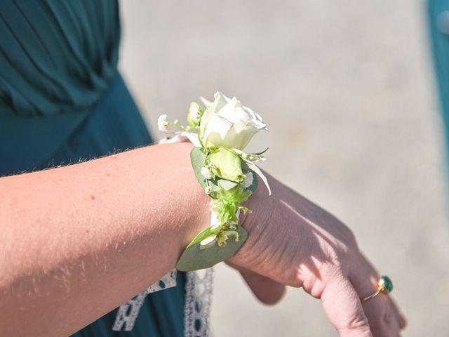 Le mariage de Cédric et Jessica à Gesnes-le-Gandelin, Sarthe 27