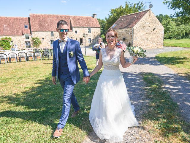 Le mariage de Cédric et Jessica à Gesnes-le-Gandelin, Sarthe 30