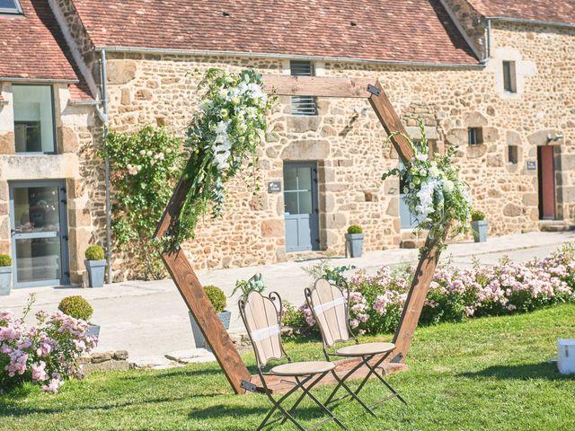 Le mariage de Cédric et Jessica à Gesnes-le-Gandelin, Sarthe 31