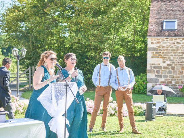 Le mariage de Cédric et Jessica à Gesnes-le-Gandelin, Sarthe 40