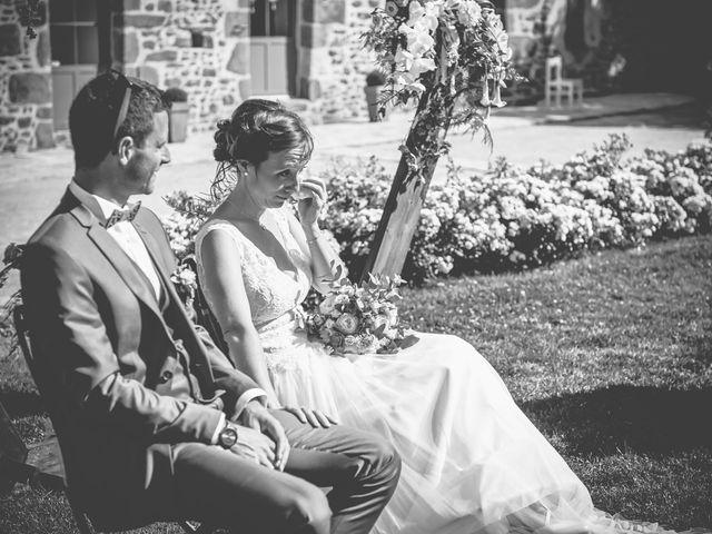 Le mariage de Cédric et Jessica à Gesnes-le-Gandelin, Sarthe 41