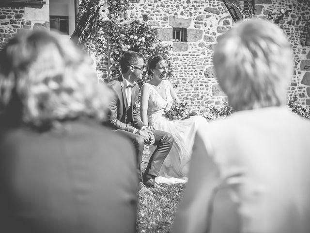Le mariage de Cédric et Jessica à Gesnes-le-Gandelin, Sarthe 43