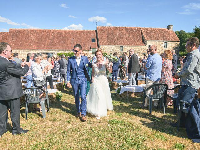 Le mariage de Cédric et Jessica à Gesnes-le-Gandelin, Sarthe 51