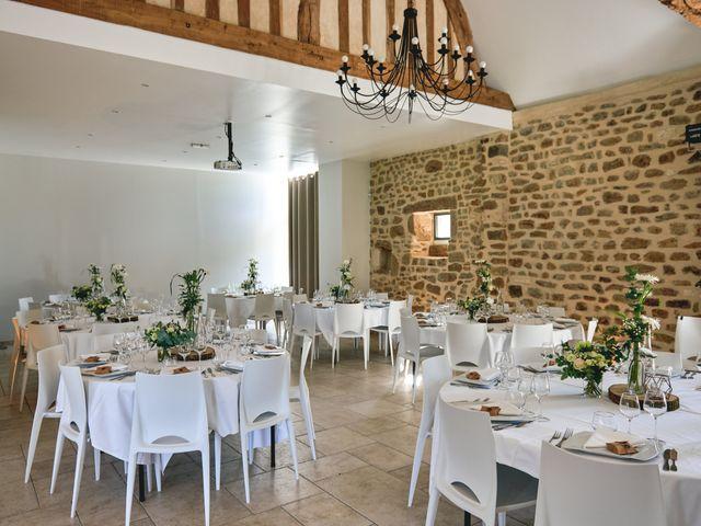 Le mariage de Cédric et Jessica à Gesnes-le-Gandelin, Sarthe 55