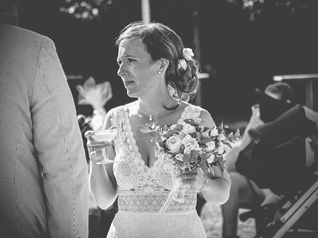 Le mariage de Cédric et Jessica à Gesnes-le-Gandelin, Sarthe 60