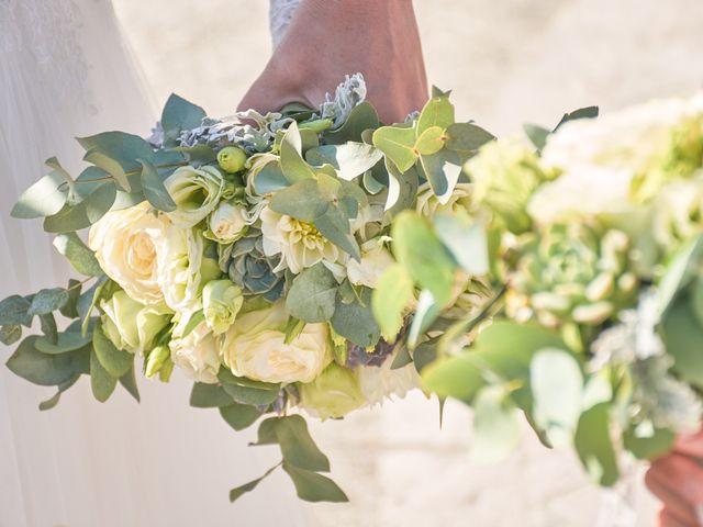 Le mariage de Cédric et Jessica à Gesnes-le-Gandelin, Sarthe 63