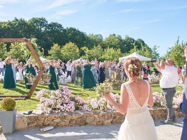 Le mariage de Cédric et Jessica à Gesnes-le-Gandelin, Sarthe 68