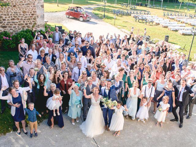 Le mariage de Cédric et Jessica à Gesnes-le-Gandelin, Sarthe 70