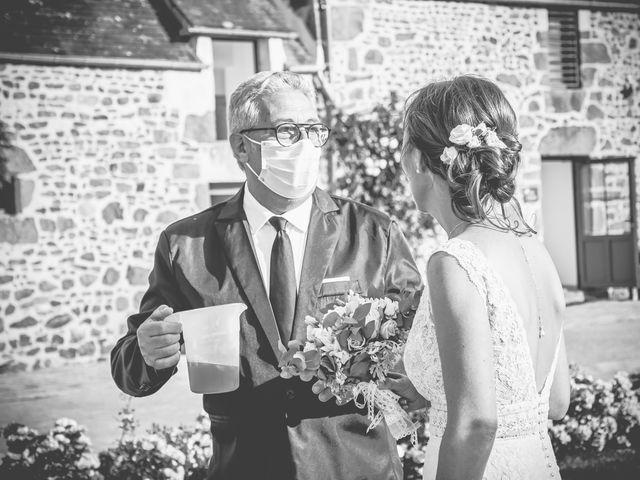 Le mariage de Cédric et Jessica à Gesnes-le-Gandelin, Sarthe 73