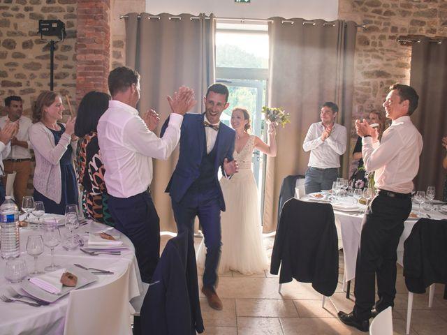 Le mariage de Cédric et Jessica à Gesnes-le-Gandelin, Sarthe 75