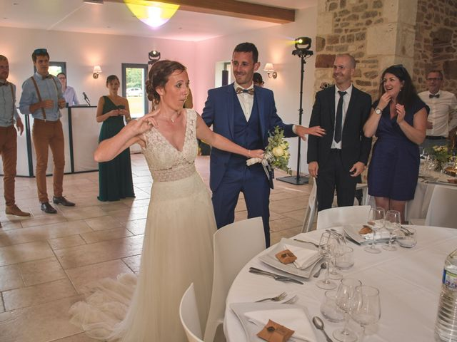 Le mariage de Cédric et Jessica à Gesnes-le-Gandelin, Sarthe 76